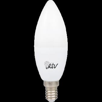 Светодиодные лампы Светодиодная лампа RSV-C37