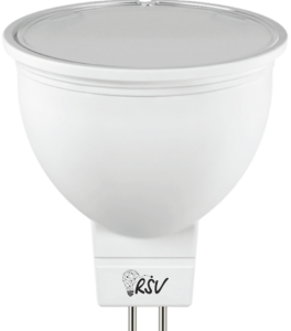 Светодиодные лампы Светодиодная лампа RSV-GU5.3